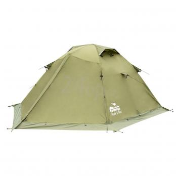 Tramp палатка Peak 3 (V2) серый TRT-26
