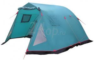 Tramp палатка Baltic Wave 5 (V2) зеленый