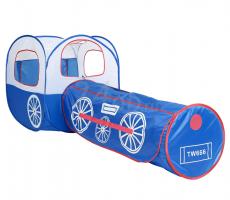 Игровая палатка домик - Паровоз. 24op