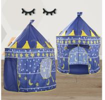 Игровая палатка домик Синий замок. 24op