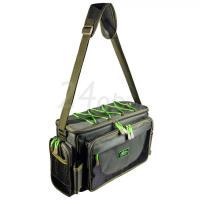 Купить Tramp сумка рыболовная с пластиковыми коробками (2шт) TRP-032