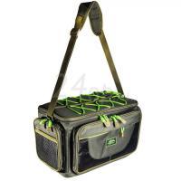Купить Tramp сумка рыболовная с пластиковыми коробками (4шт) TRP-033