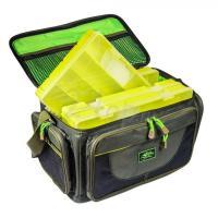 Tramp сумка рыболовная с пластиковыми коробками (4шт) TRP-033