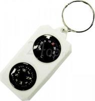 Купить Tramp Lite Компас-брелок с термометром (пластик) TLA-003