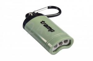 Купить Tramp фонарь-брелок магнитный (пластик) (оливковый) TRA-188