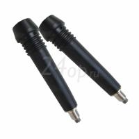 Купить Tramp наконечники для палок (черный) TRA-063
